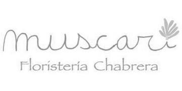 Logo Muscari Floristería Chabrera