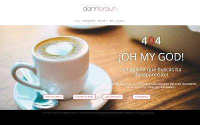 Qué significa el error 404 de una página web y cómo solucionarlo