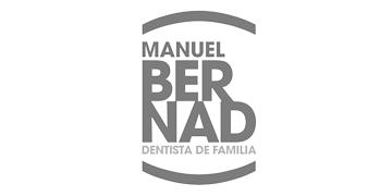 Logotipo Manuel Bernad